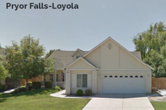 Pryor Falls-Loyola