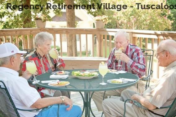 Regency Retirement Village - Tuscaloosa