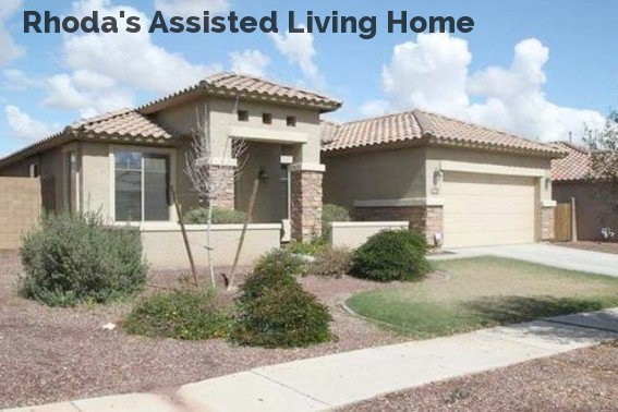 Rhoda's Assisted Living Home