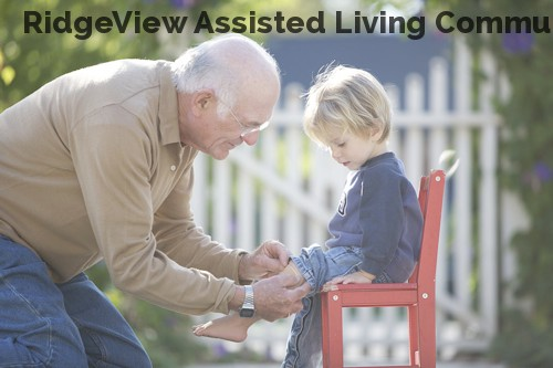RidgeView Assisted Living Community