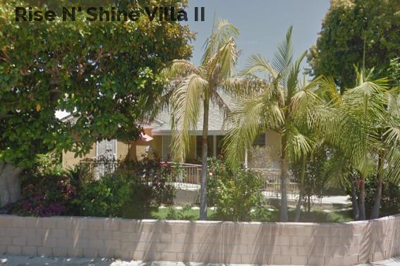 Rise N' Shine Villa II