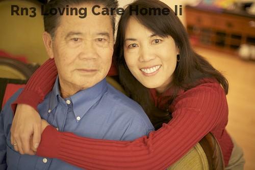 Rn3 Loving Care Home Ii
