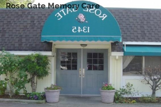 Rose Gate Memory Care
