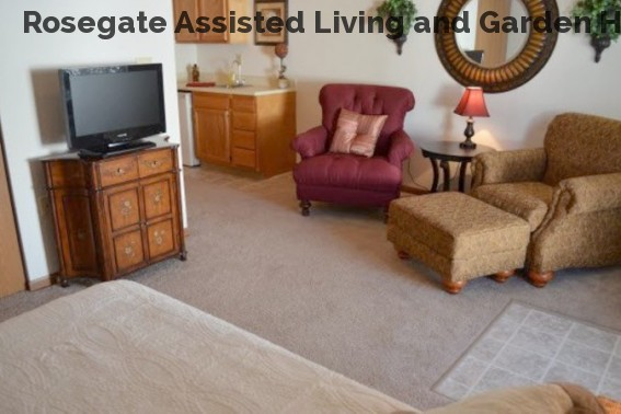 Rosegate Assisted Living and Garden H...