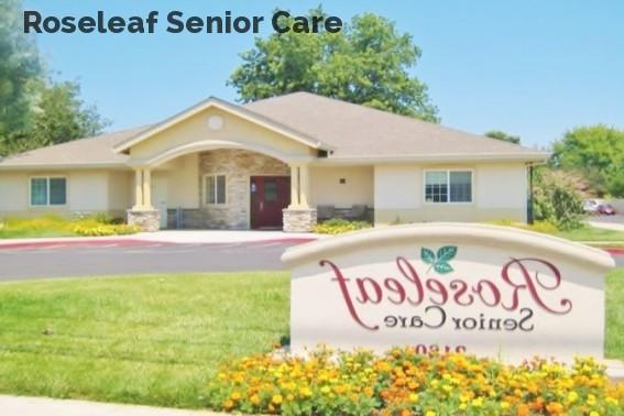 Roseleaf Senior Care