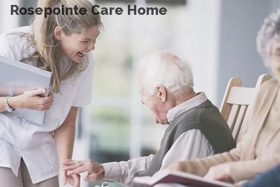 Rosepointe Care Home