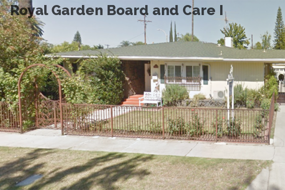 Royal Garden Board and Care I