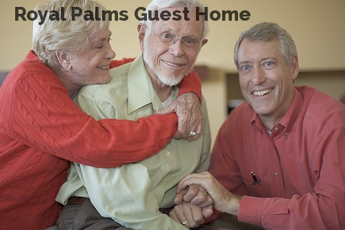 Royal Palms Guest Home