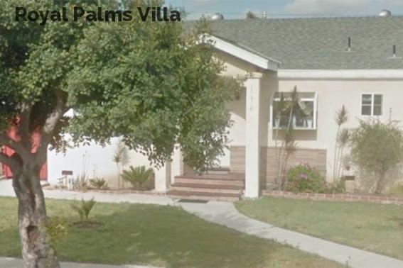 Royal Palms Villa