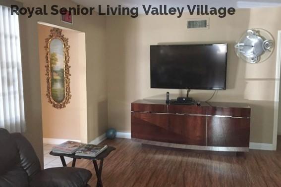Royal Senior Living Valley Village