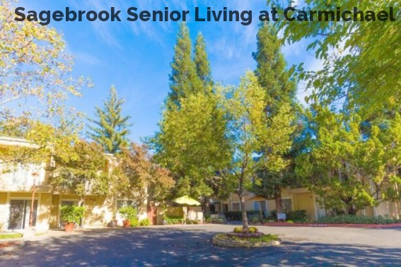 Sagebrook Senior Living at Carmichael