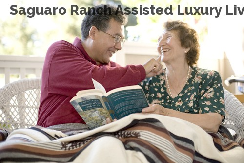 Saguaro Ranch Assisted Luxury Living