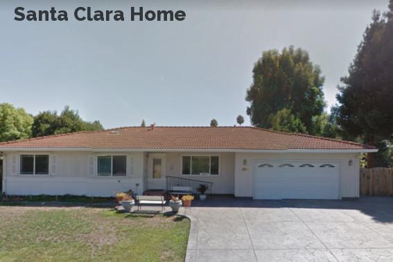 Santa Clara Home