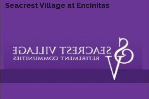 Seacrest Village at Encinitas