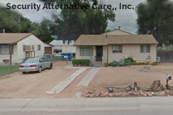 Security Alternative Care,, Inc.