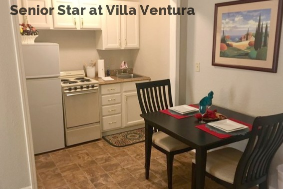 Senior Star at Villa Ventura