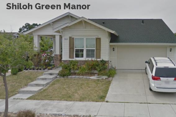 Shiloh Green Manor