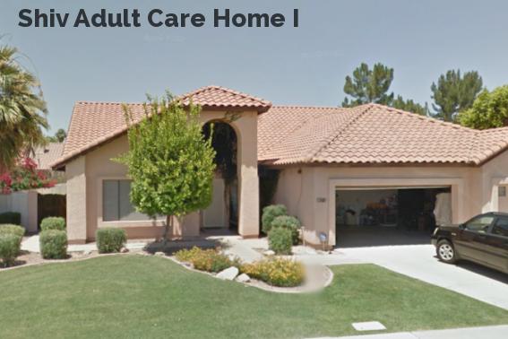 Shiv Adult Care Home I