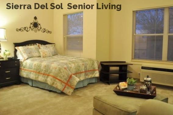Sierra Del Sol  Senior Living