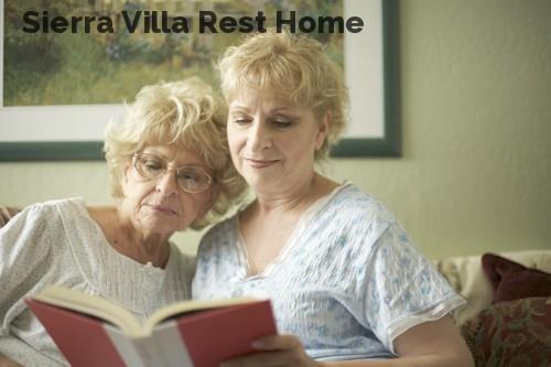 Sierra Villa Rest Home