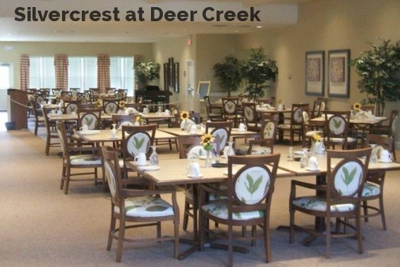 Silvercrest at Deer Creek