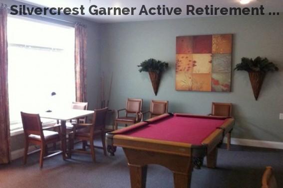 Silvercrest Garner Active Retirement ...