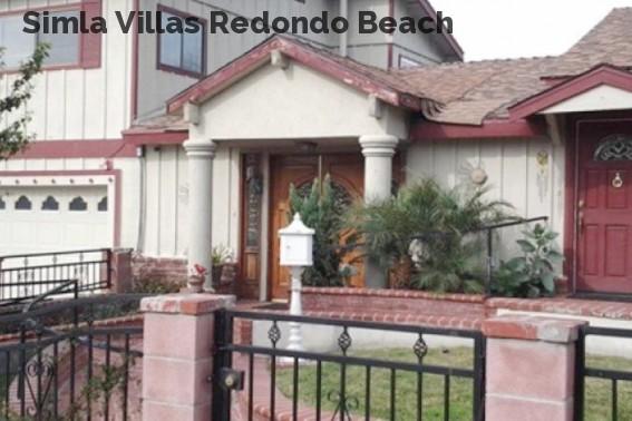 Simla Villas Redondo Beach