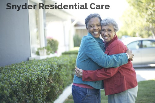 Snyder Residential Care