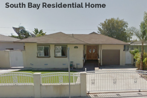 South Bay Residential Home