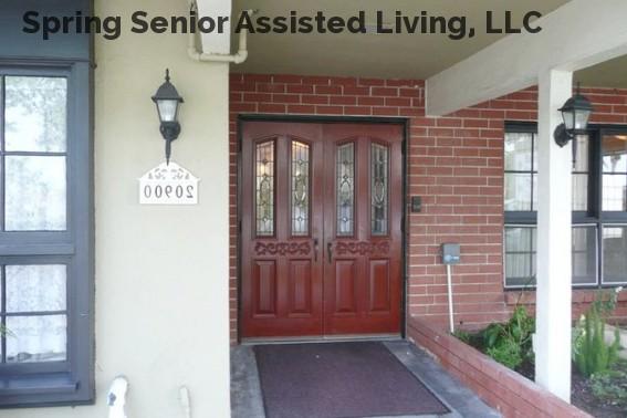 Spring Senior Assisted Living, LLC
