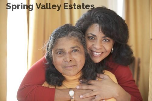 Spring Valley Estates