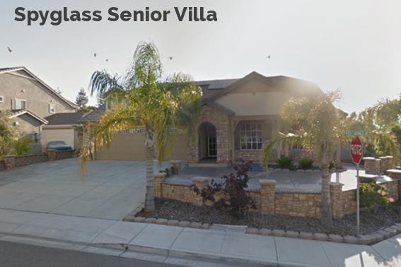 Spyglass Senior Villa