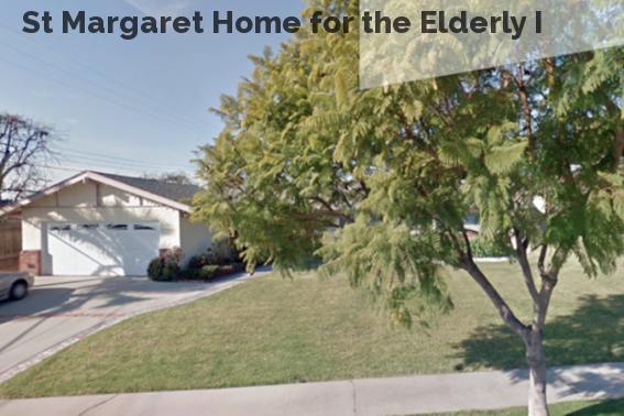 St Margaret Home for the Elderly I