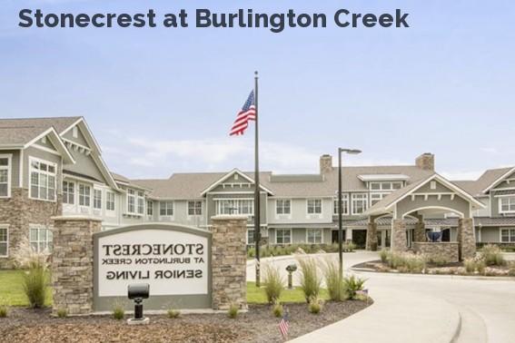 Stonecrest at Burlington Creek