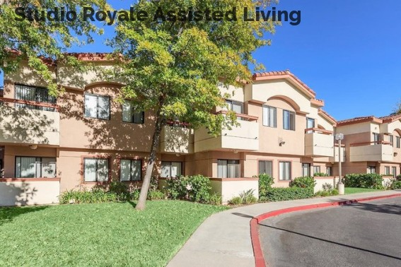Studio Royale Assisted Living