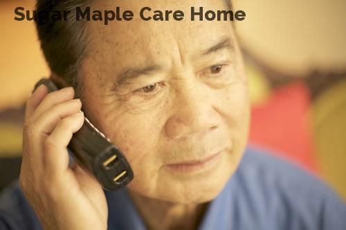 Sugar Maple Care Home