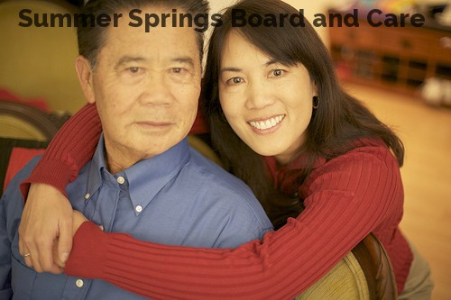 Summer Springs Board and Care