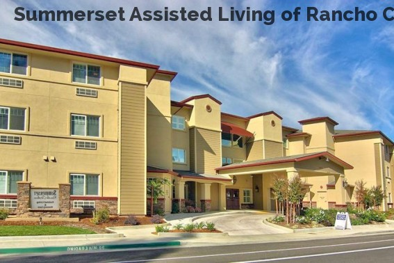 Summerset Assisted Living of Rancho C...
