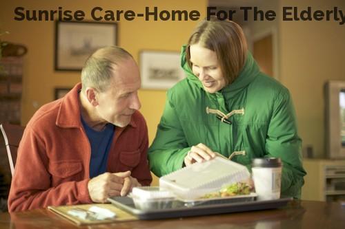 Sunrise Care-Home For The Elderly