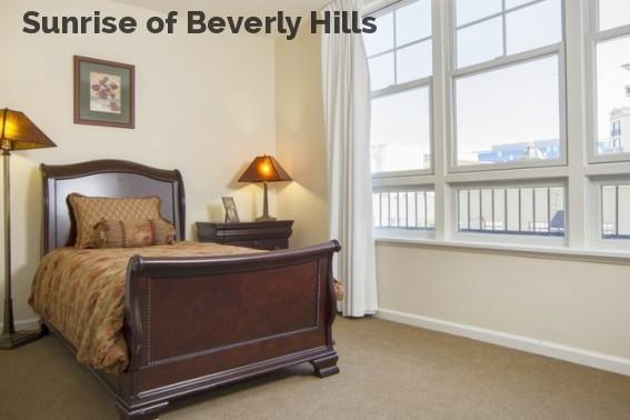 Sunrise of Beverly Hills