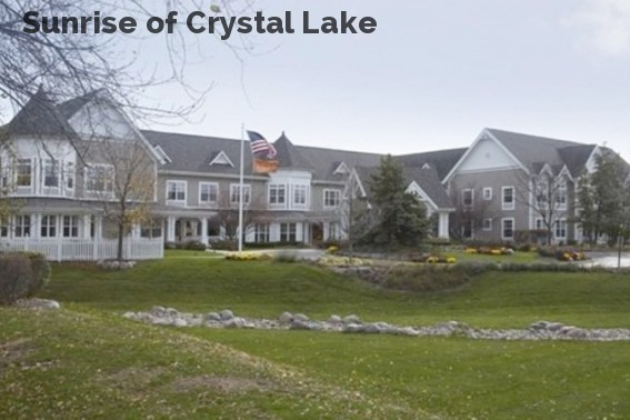 Sunrise of Crystal Lake