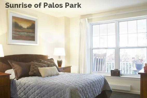 Sunrise of Palos Park