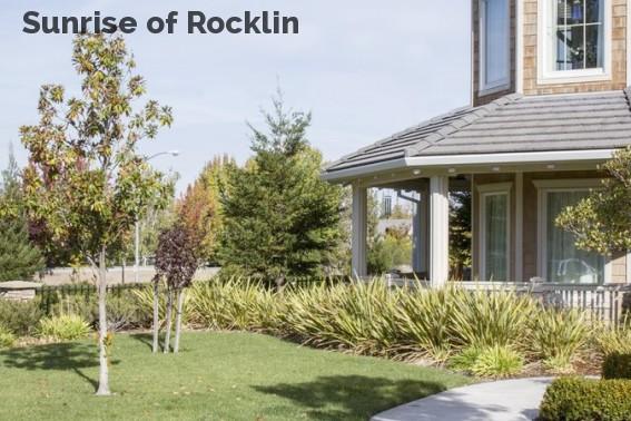 Sunrise of Rocklin