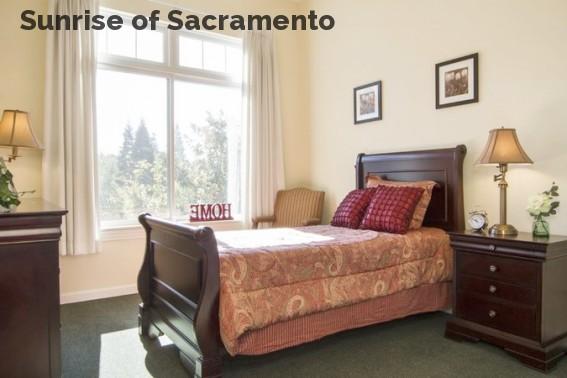 Sunrise of Sacramento