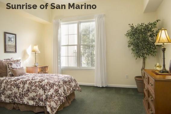 Sunrise of San Marino
