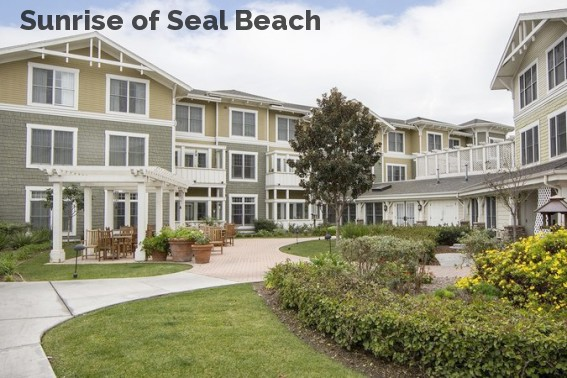 Sunrise of Seal Beach