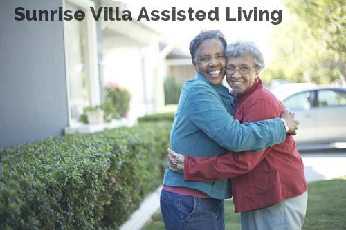 Sunrise Villa Assisted Living