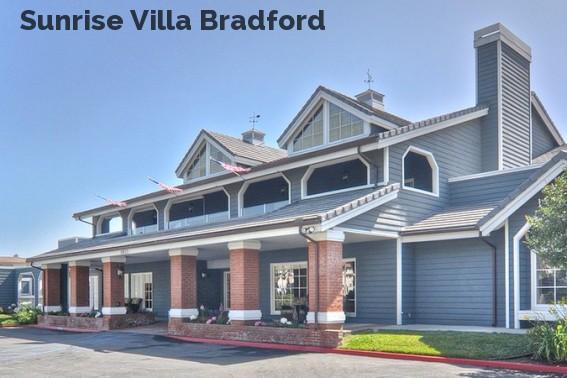 Sunrise Villa Bradford