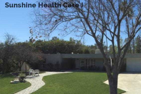 Sunshine Health Care I