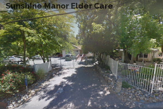 Sunshine Manor Elder Care
